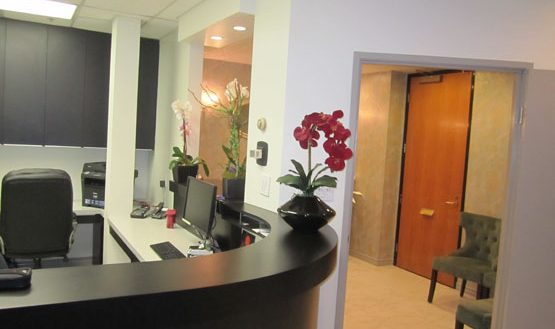 Office reception image
